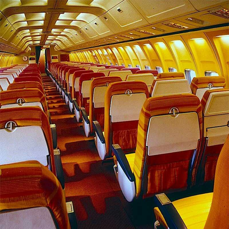 December 1971 Braniff International Unveiled The Airlines