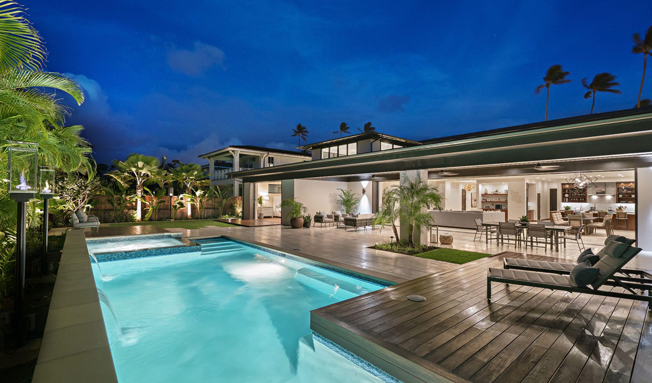 Extraordinary hawaii home modern masterpiece in honolulu