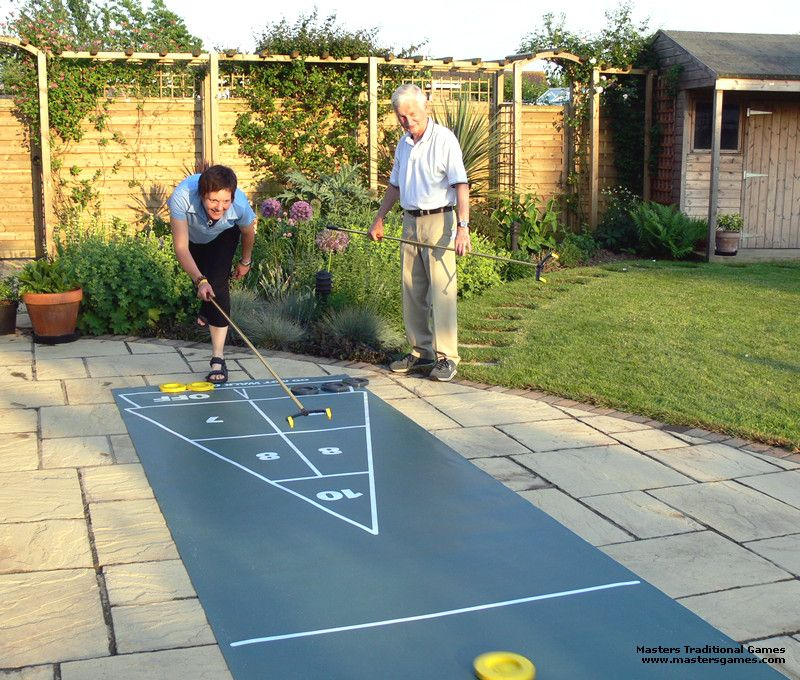 shuffleboard court Google Search Traditional games