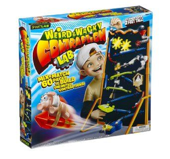 Amazon.com: SmartLab Toys Weird and Wacky Contraption Lab: Toys & Games