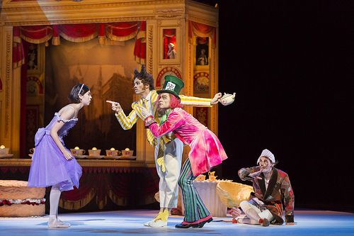 Alice S Adventures In Wonderland Productions Royal Opera House
