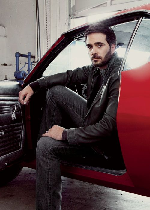 Yes, I Would Love To Take A Ride With You, Jimmie. LOL!