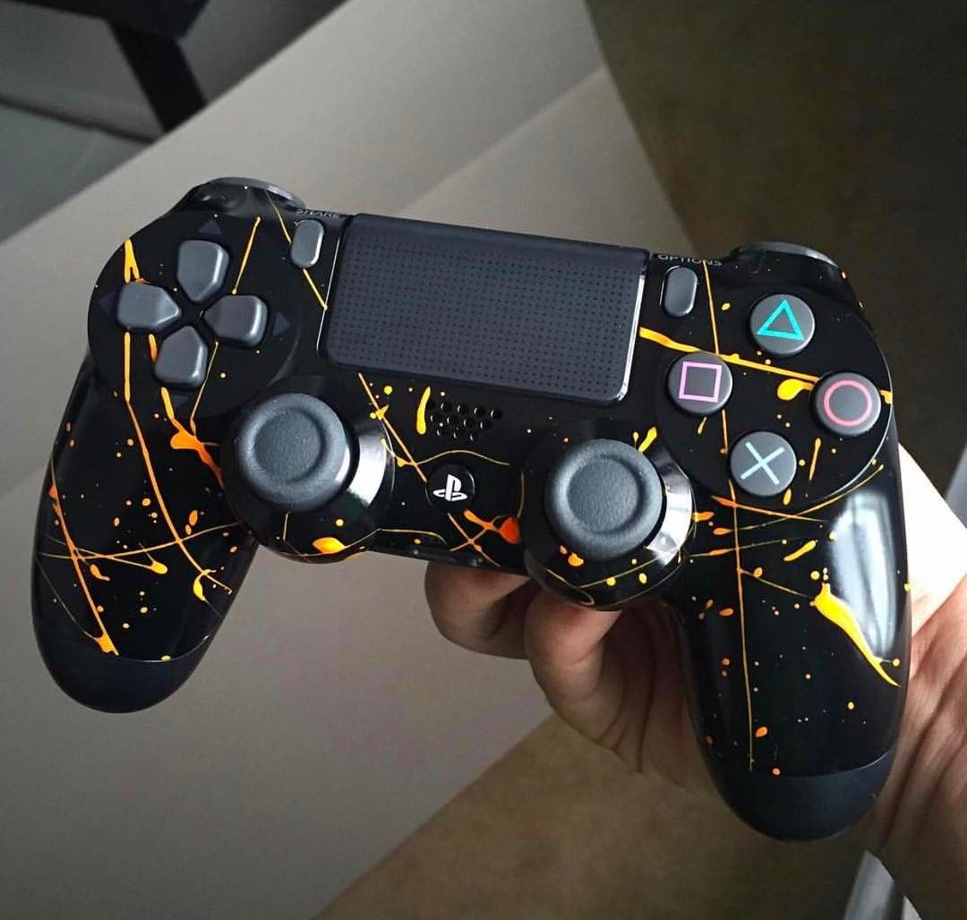 To Enter The Giveaway For A Free Custom Controller Shell Check Out Gaming Wallpapers Ps4 Games Ps4 Controller