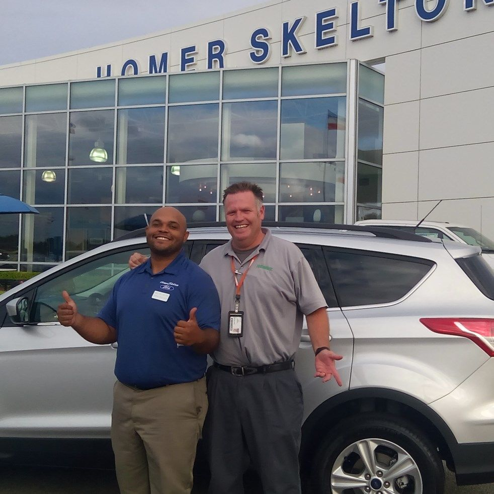 Scott manley reviews the 2016 ford escape se he purchased from homer skelton ford in olive