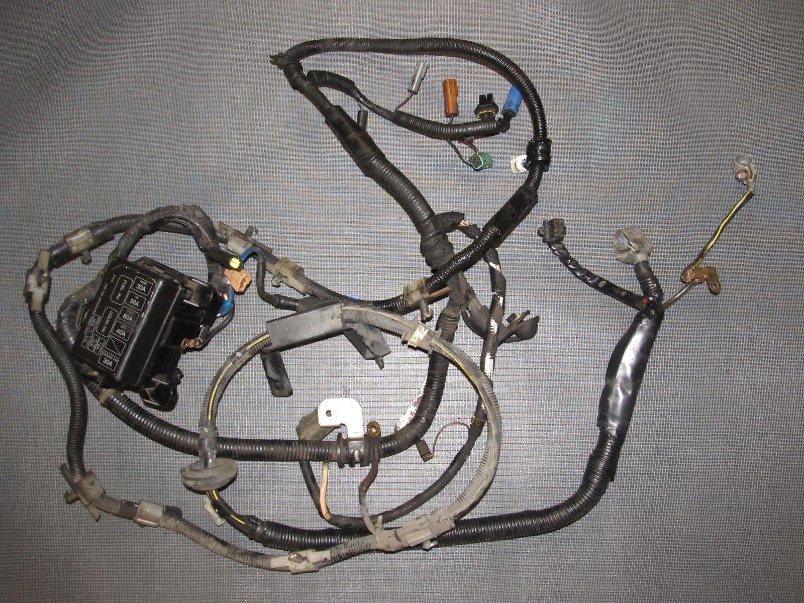 90-93 Mazda Miata OEM Engine Wiring Harness