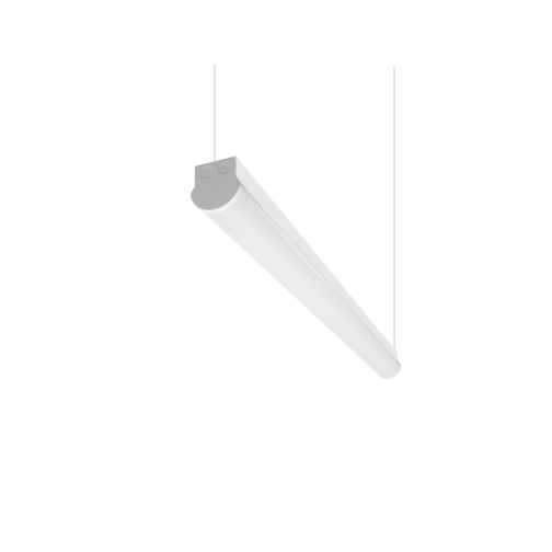 Alcon Lighting Chela 11215 8 P Architectural Suspended Commercial Linear Led Pendant 8 Foot Led Commercial Lighting Linear Lighting Indirect Lighting