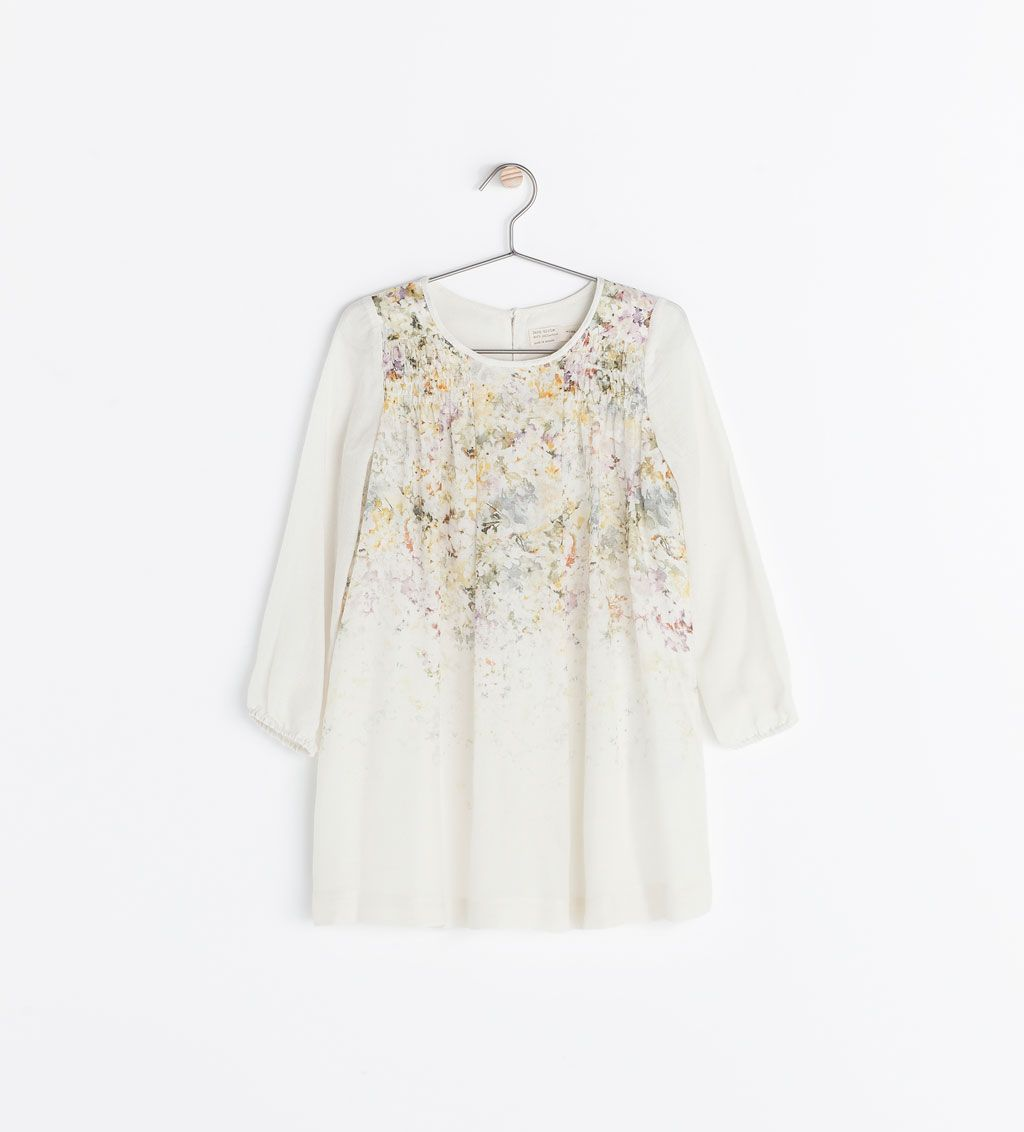 1d1be82ba37 TULLE DRESS WITH STARS-Stock clearance-Girl-KIDS-SALE | ZARA United States  | Girl's fashion | Dresses, Boys fashion 2017, Kids outfits