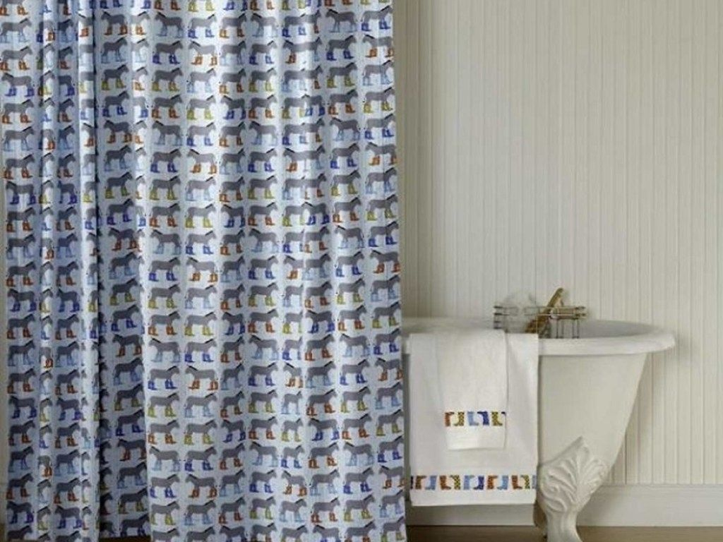 Extra Long Shower Stall Curtain Liner