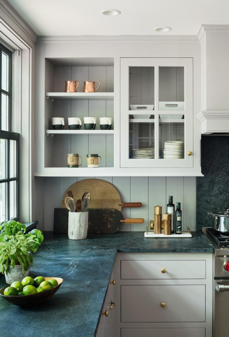 Schiefer Arbeitsplatten Geben Eine Spezielle Note Http Www Arbeitsplatten Naturst Kitchen Countertop Trends Kitchen Remodel Countertops Kitchen Trends