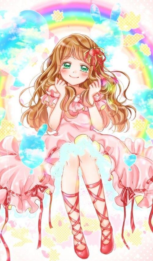 Anime Art Girl Baby Doll Baby Girl Background Beautiful Beautiful Girl Beauty Beauty Girl Cartoon Chibi Cute Baby Design Anime Chibi Girl Cartoon
