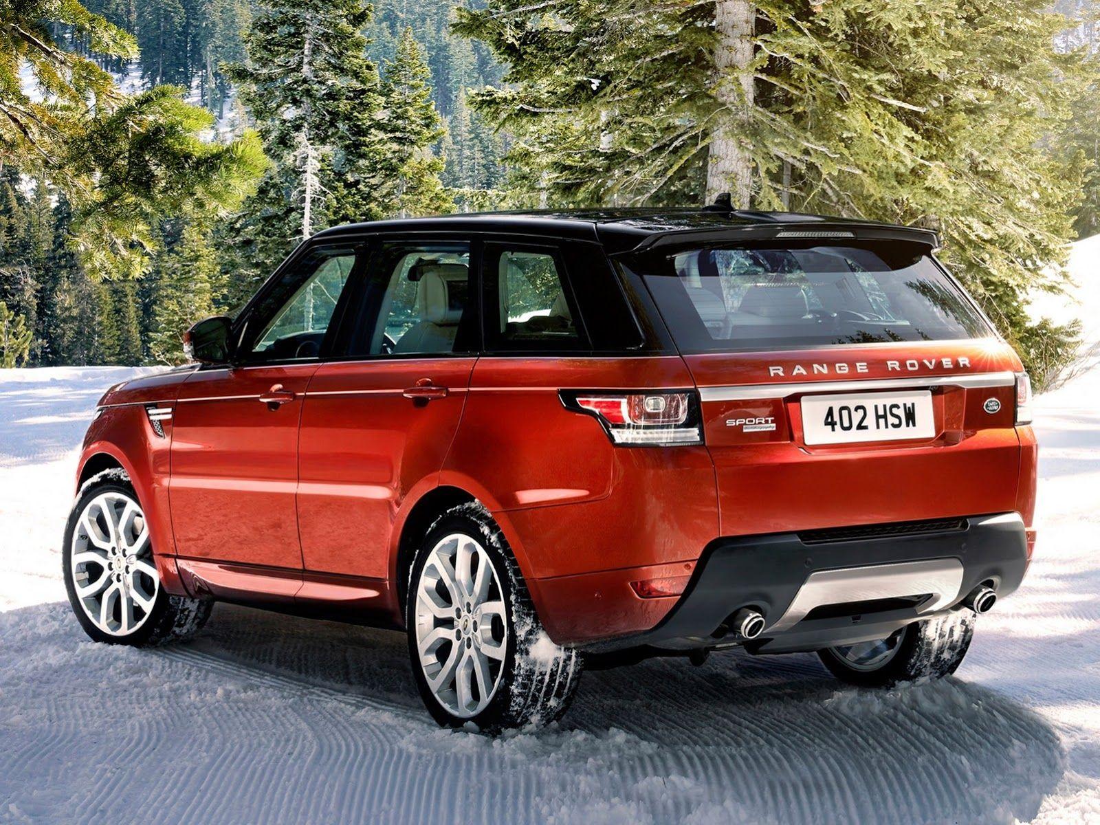 2014 Range Rover Sport Interior 3rd Row
