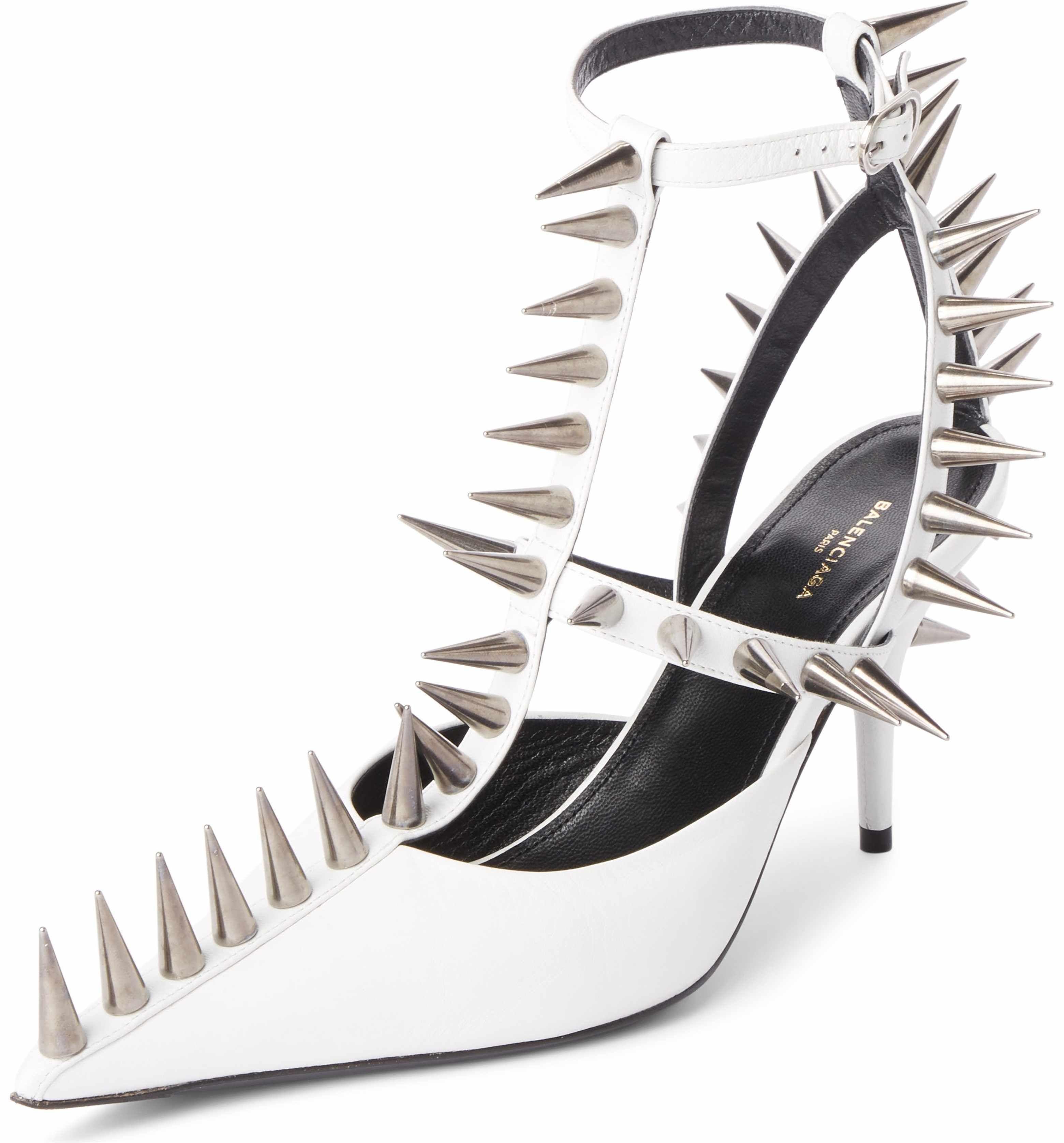 60b38d003e Main Image - Balenciaga Metal Spike Slingback Pump (Women) | Art ...
