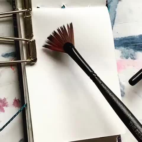 Another great watercolor tutorial by @a_bluebirds_tale. . . . . What are you creating today?