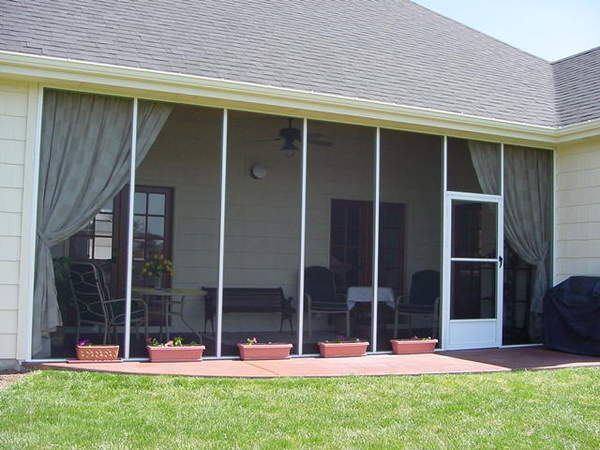 Enclosed Screen Patios | Enclosed Screened Patio Rooms
