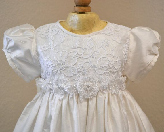 Christening Gowns ~ Baptism Gown ~ www.couturesbylaura.etsy.com ...