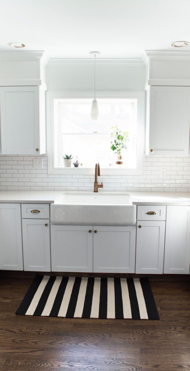 oh so beautiful homes... | Brass faucet, Faucet and Kitchens