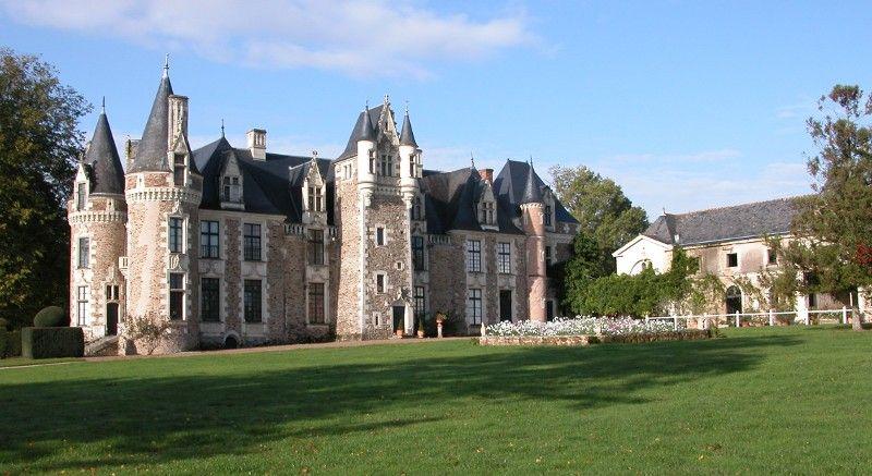 Chateau Du Pin Champtoce Sur Loire