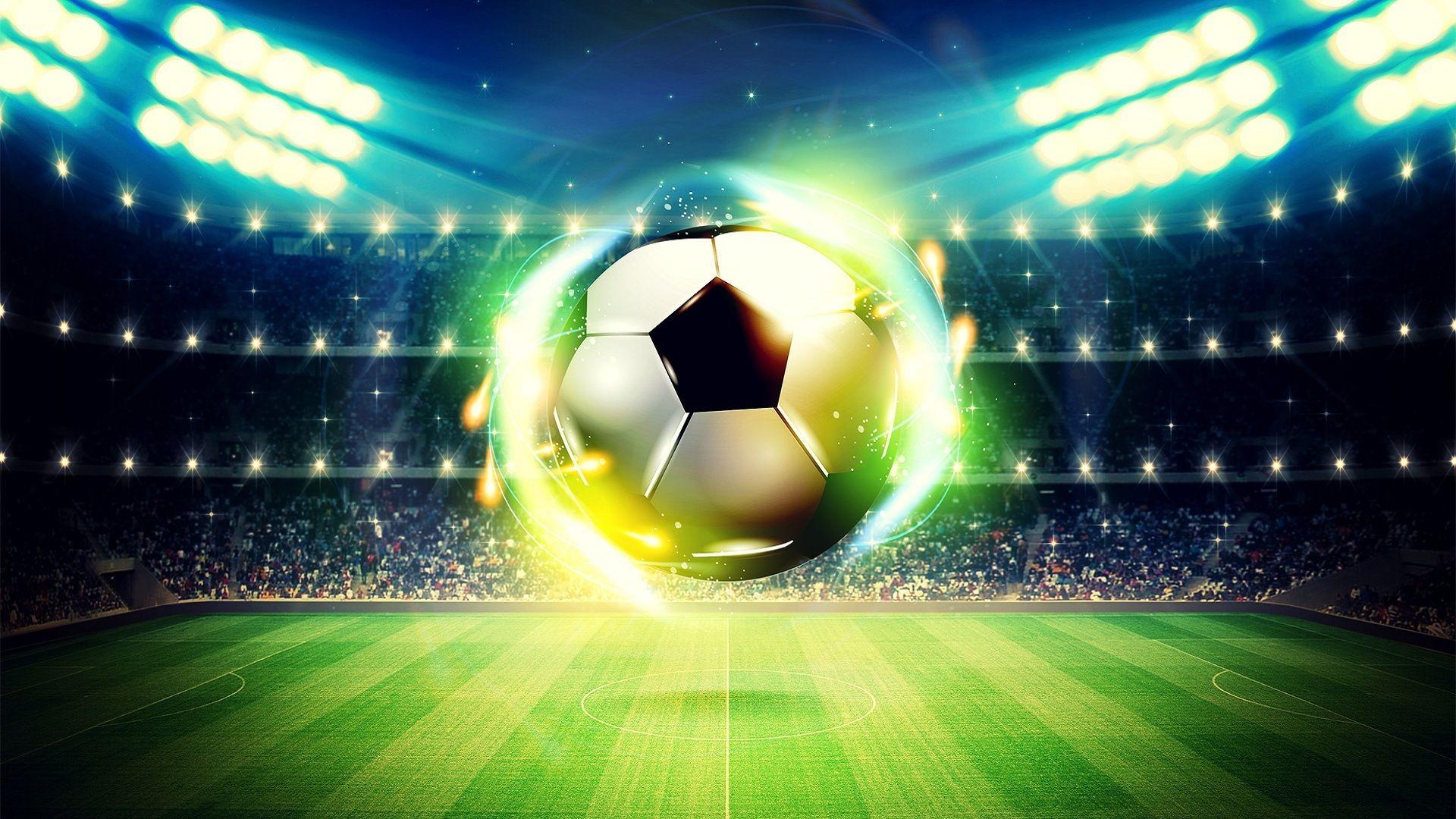 Football Background Hd Wallpaper At Wallpapersmap Com Di 2020 Gambar Sepak Bola Sepak Bola Prancis
