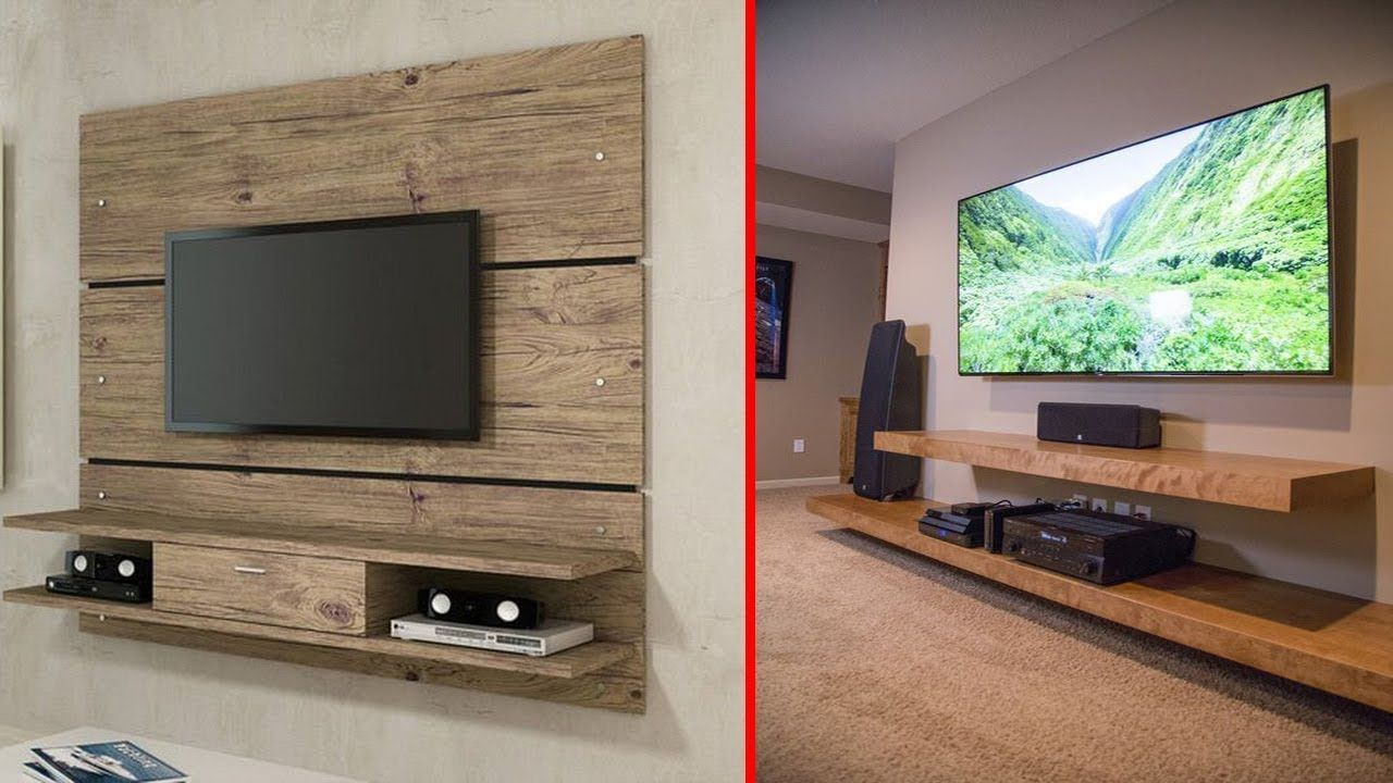 14 chic and modern tv wall mount ideas for living room tv wall rh pinterest com