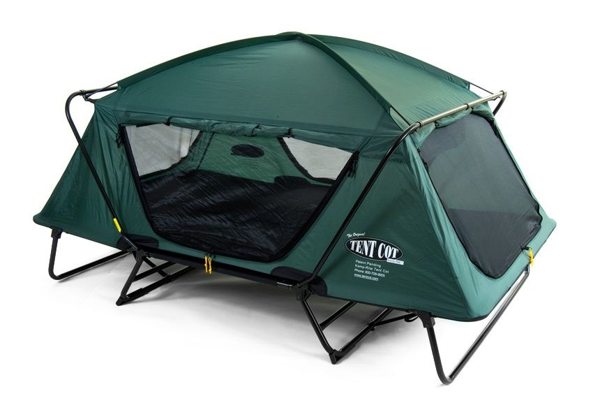 Kamp Rite Double Tent Cot W Rainfly Casas De Campa 241 A