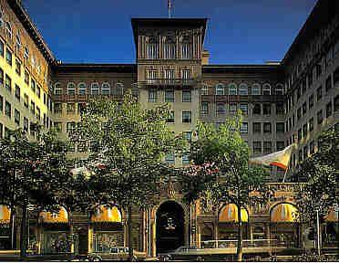 The Regent Beverly Wilshire Hotel