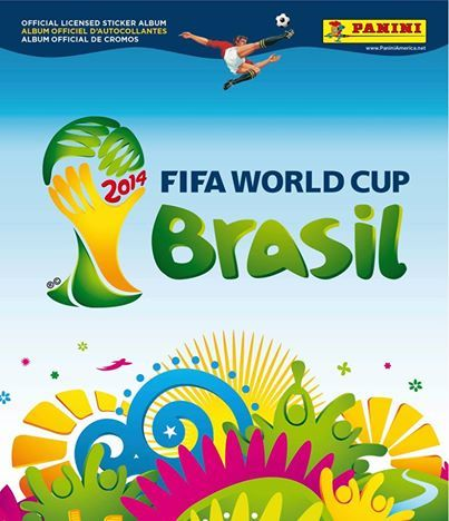 Panini Stickers for 2014 FIFA World Cup Now Available In Stores Nationwide   World Soccer Talk