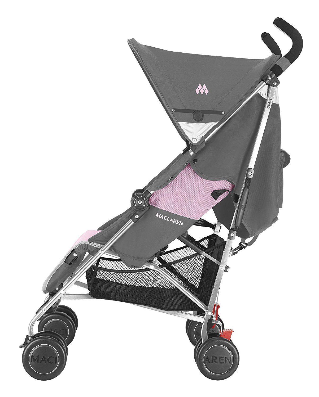 Maclaren 玛格罗兰 Quest婴儿推车 1299元包邮 5色可选 Baby jogger city