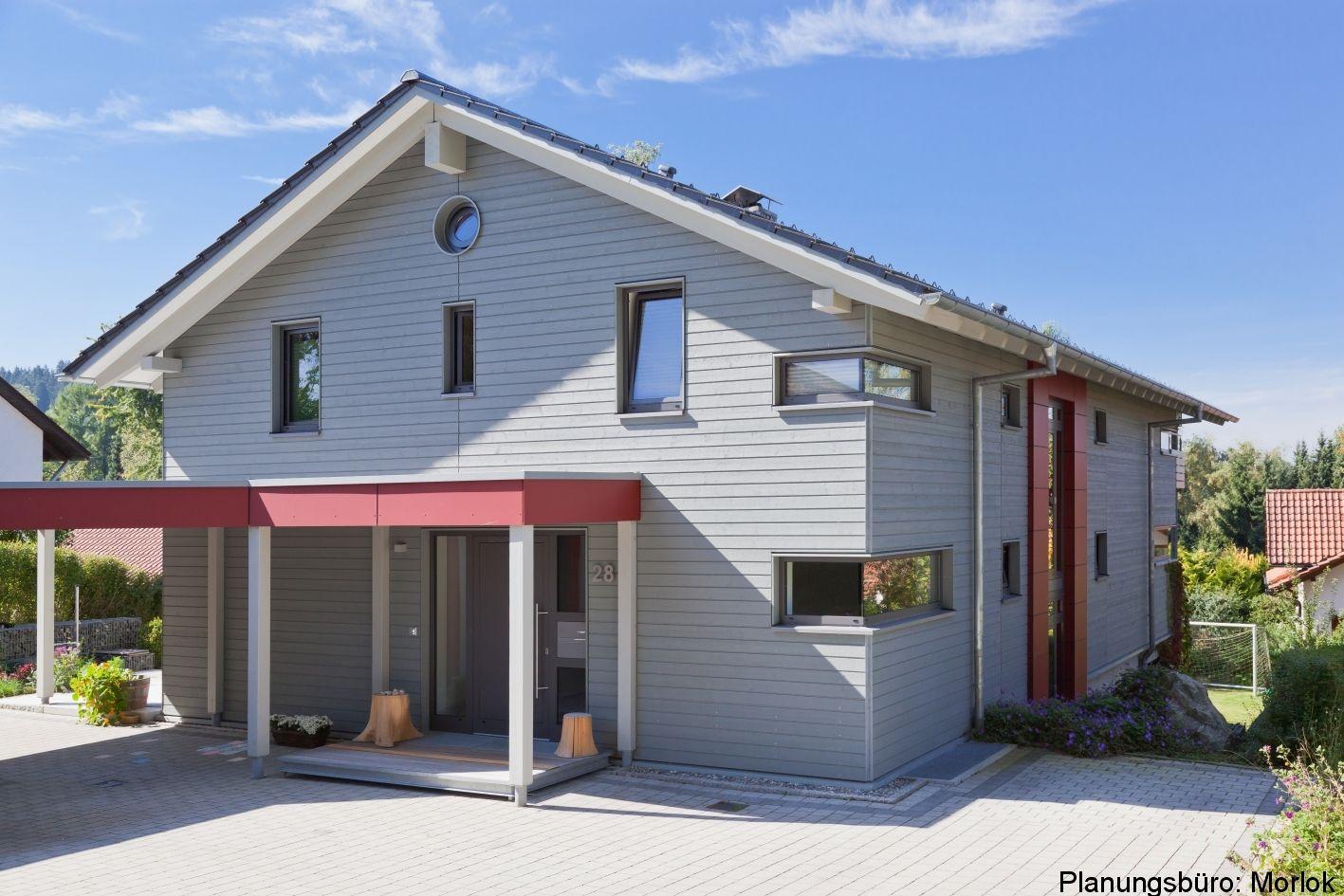 Exquisit Welche Fassadenfarbe Passt Zu Braunen Fenstern Beste Wahl Rot, Grau, Horizontal Verbaut, Natürlich, Farbbehandelt, Wandverkleidung,