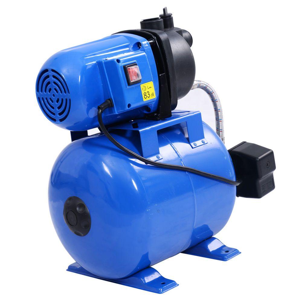 1200 W Garden Water Pump Shallow Well Pressurized Irrigation Garden Water Pump Shallow Wells Water Garden