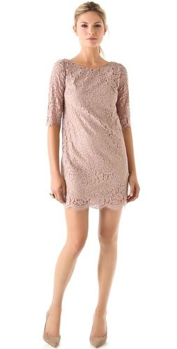 @Nicole Jackson @Ginger Hebert LOVE this one! Robert Rodriguez lace shift dress on Shopbop