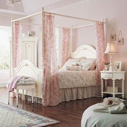 Isabella Four Twin Poster Bed Young America By Stanley Furniture