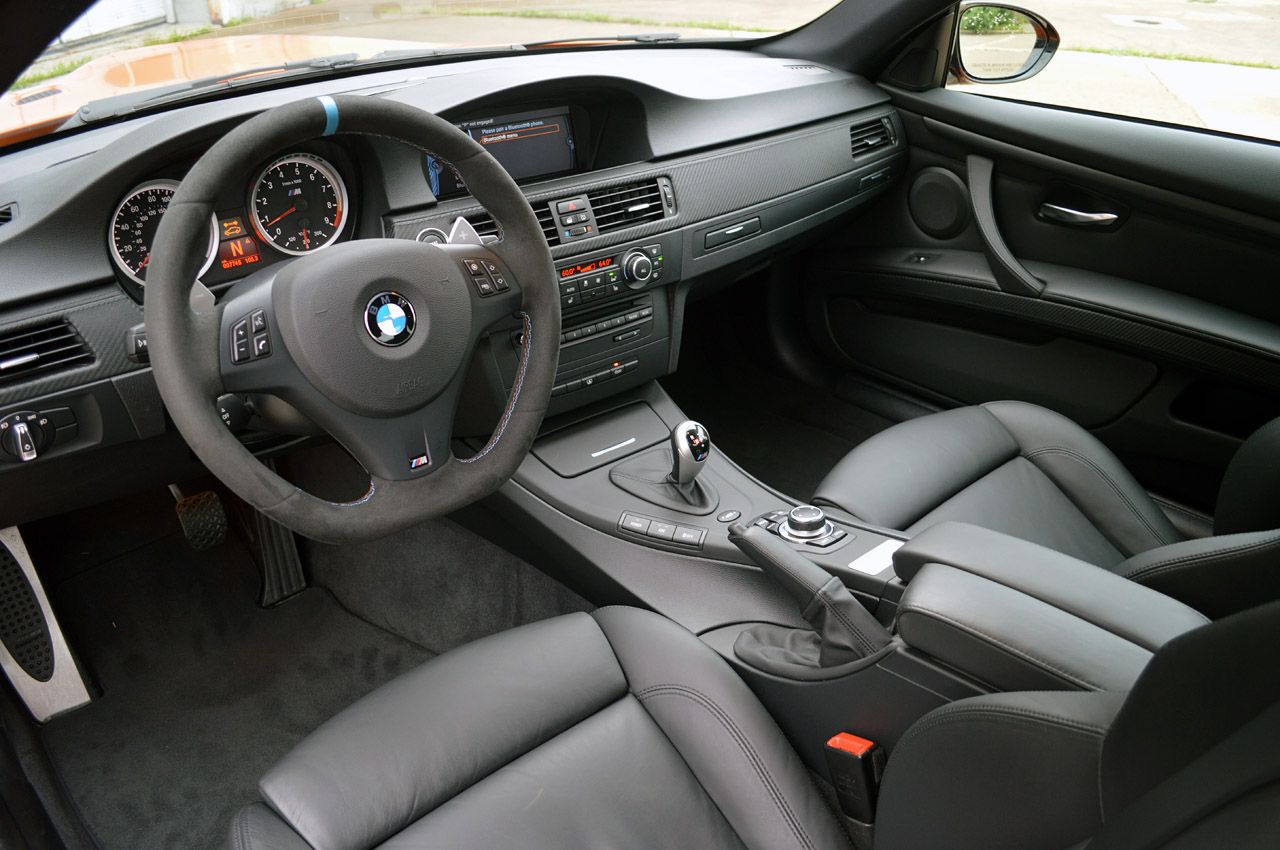 2013 Bmw M3 Coupe Lime Rock Edition Interior Bmw M3 Coupe 2013