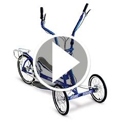 Watch The Elliptical Bicycle in action