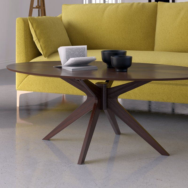 Caffrey Coffee Table Oval Coffee Tables Table Living Room Modern