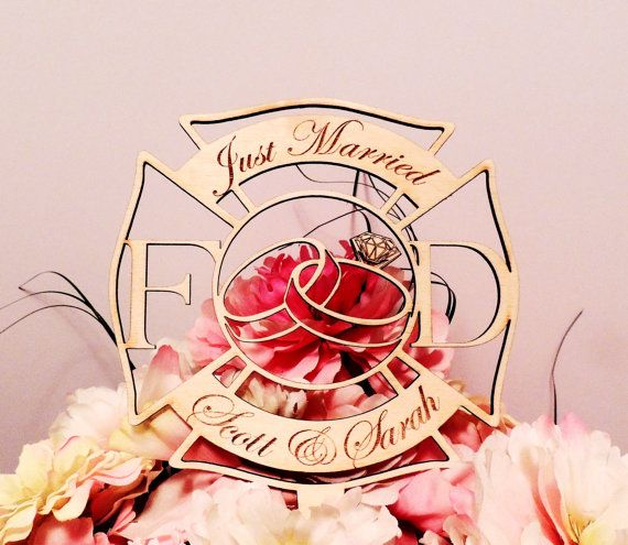 Firefighter Wedding Themes Ideas: Pin By Nicole Kohatsu On Wedding Time
