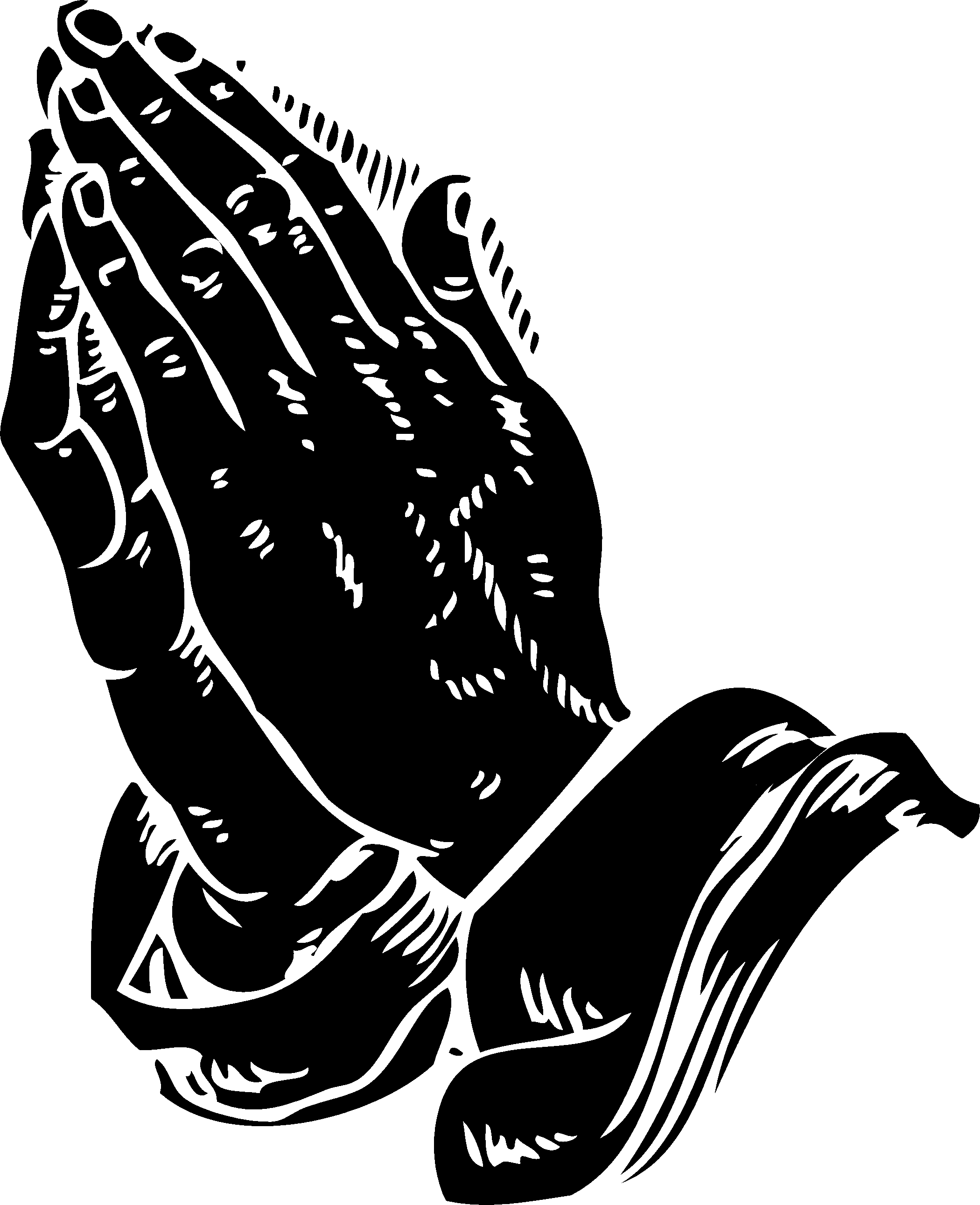 Peel Not Lest Ye Be Peeled Praying Hands Praying Hands Images Hand Silhouette