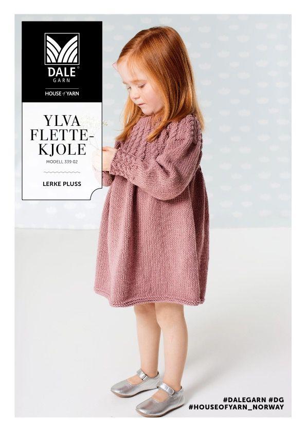 Dagens gratisoppskrift: Kjole | Genserkjole, Hekle klær
