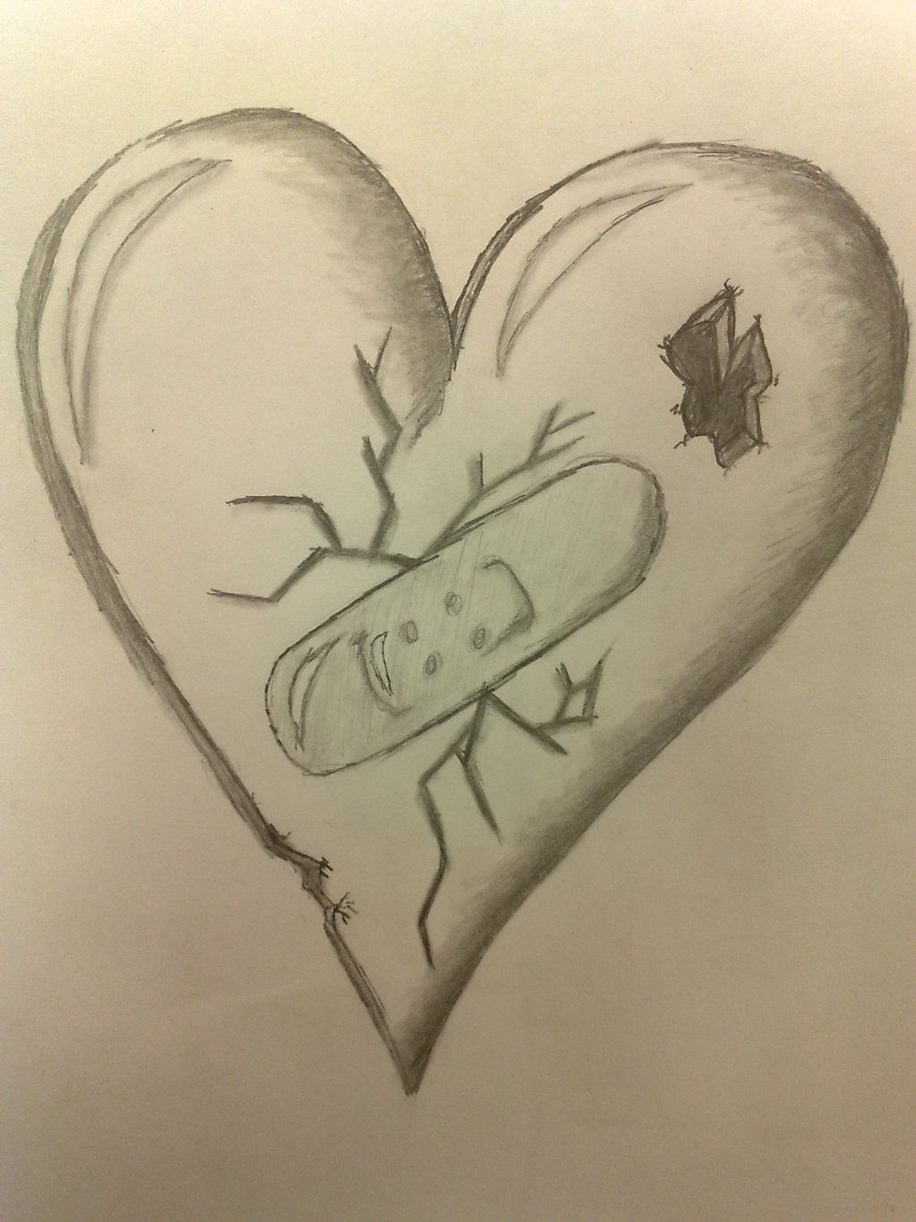 Pretty broken hearts drawings free download cool broken hearts drawings broken heart healing