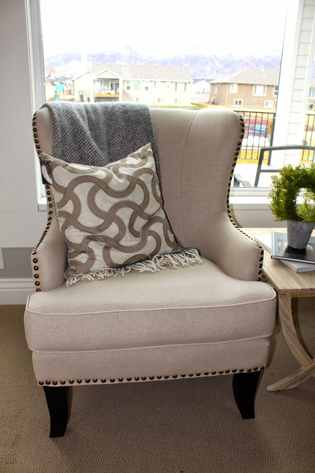 Grant chair from Down East Home | Furniture/Decor | Pinterest ...