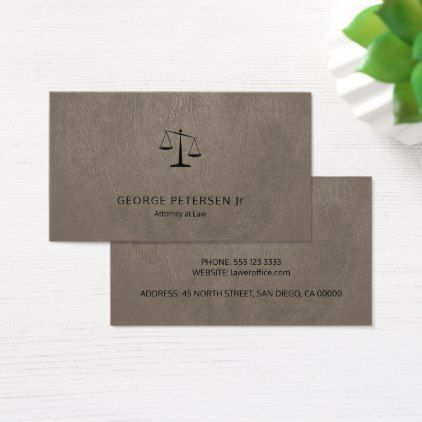 Lawyer luxury black scale taupe grey leather look business card lawyer luxury black scale taupe grey leather look business card lawyer business diy personalize custom reheart Image collections