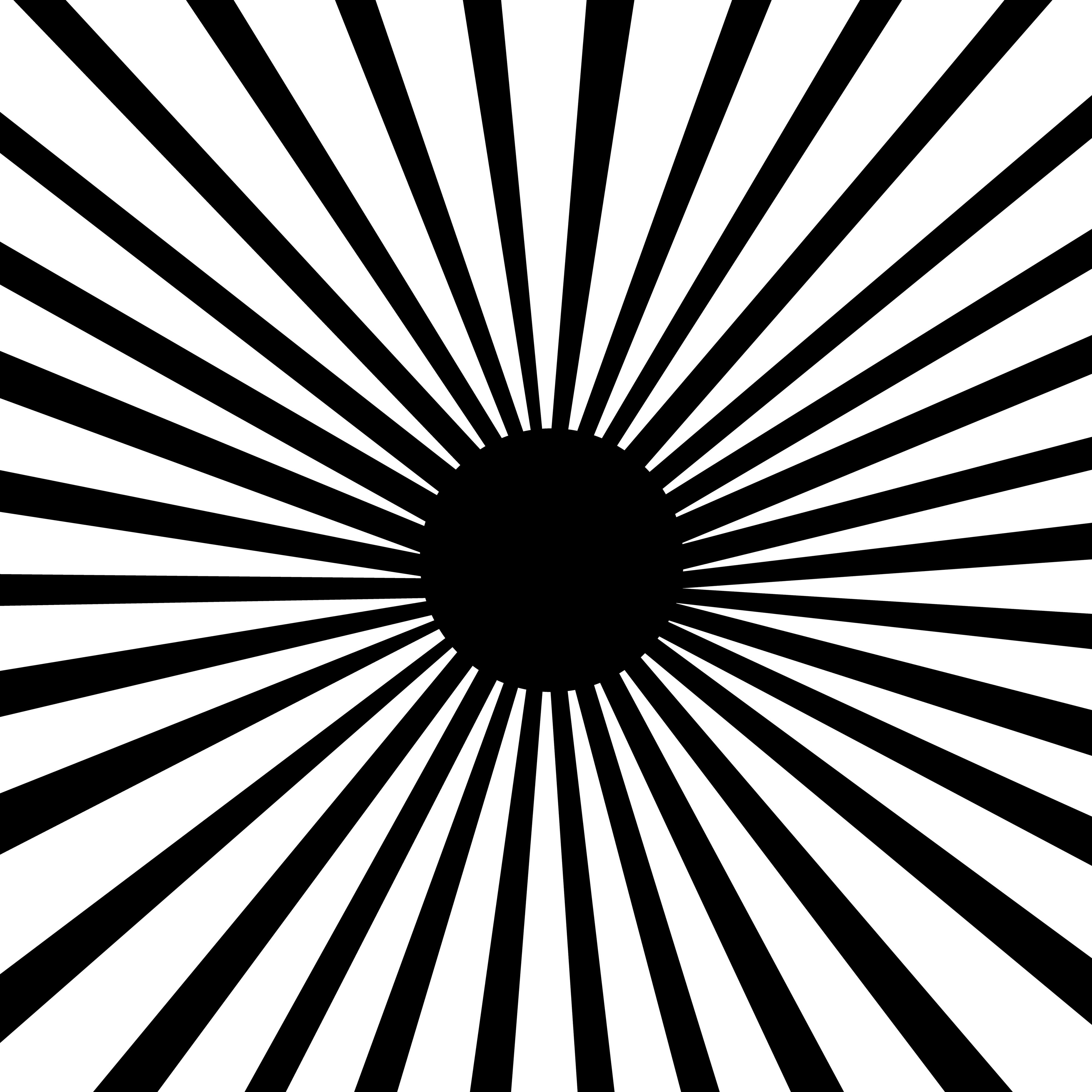 Http Sweetclipart Com Multisite Sweetclipart Files Line Burst Pattern Inverse Black White Png Black And White Black And White Lines Black And White Prints