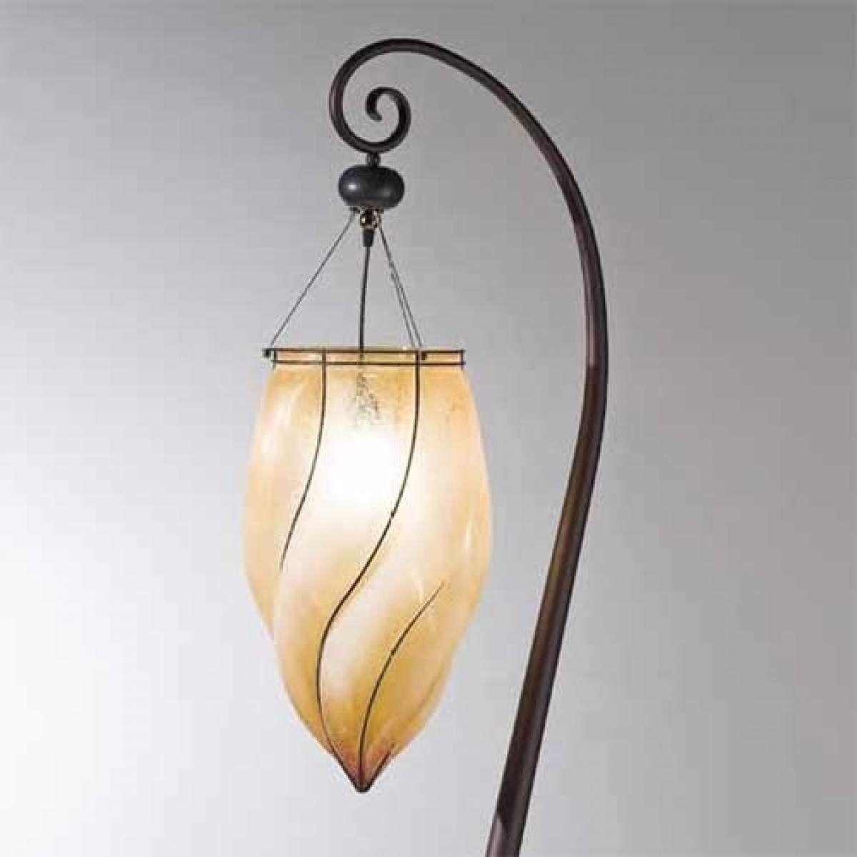 Malerisch Stehlampe Mit Schirm Sammlung Von Modern Led | Stehleuchte Retro Orange |