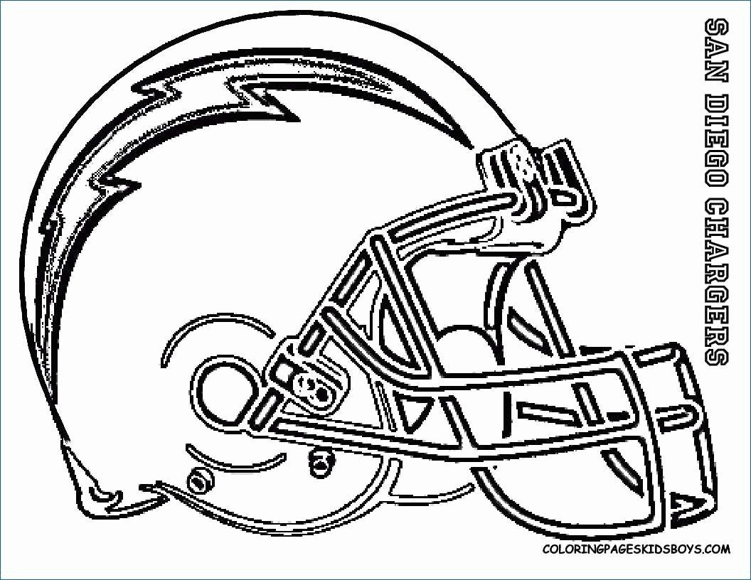Ohio State Football Coloring Pages Fresh Coloring Football Helmet