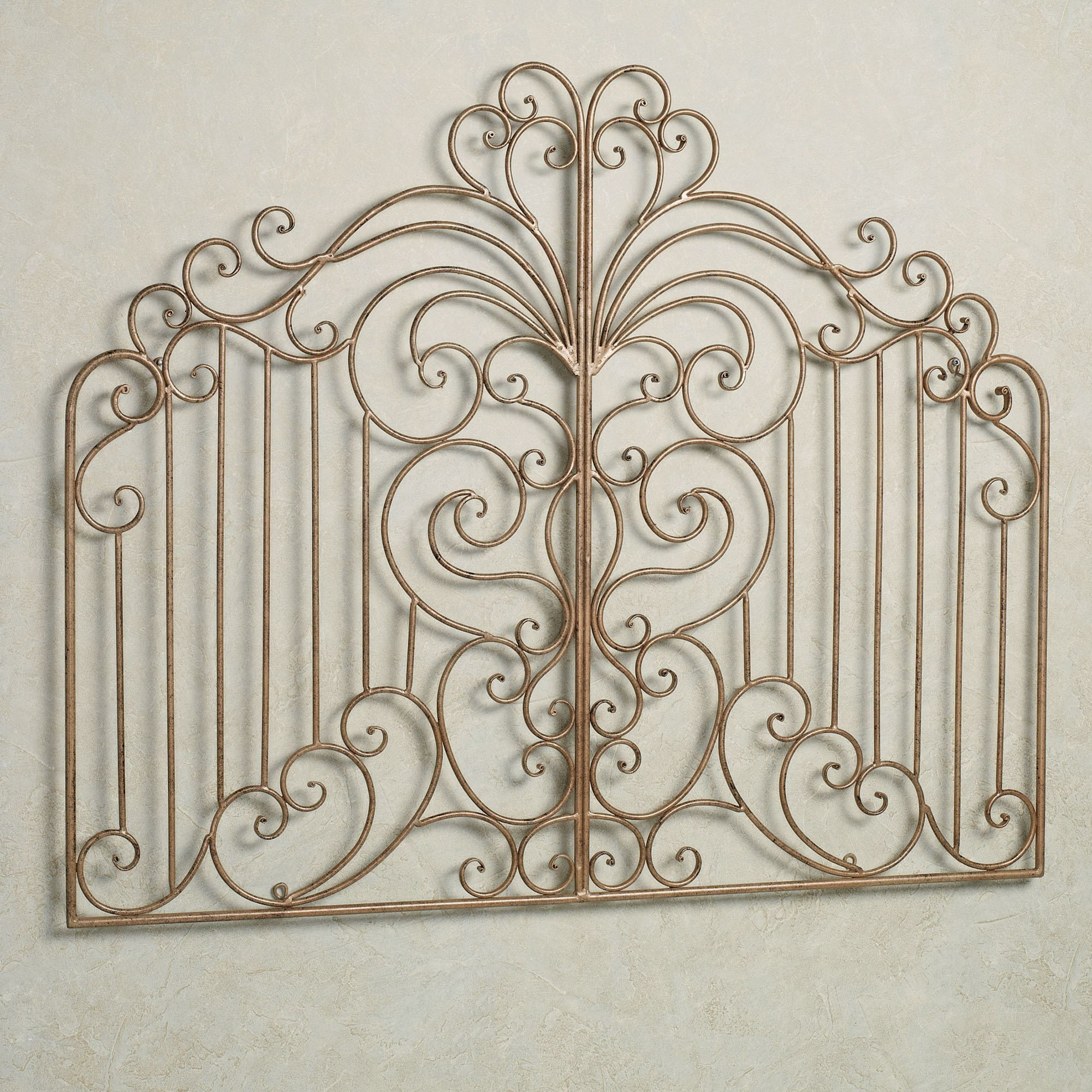 Gates Of Florence Indoor Outdoor Wall Grille Outdoor