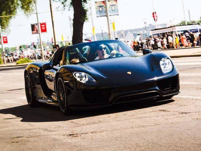 Zlatan Ibrahimovic And Porsche 918 Spyder The Perfect Match Click To View The Video Porsche 918 Porsche Super Cars