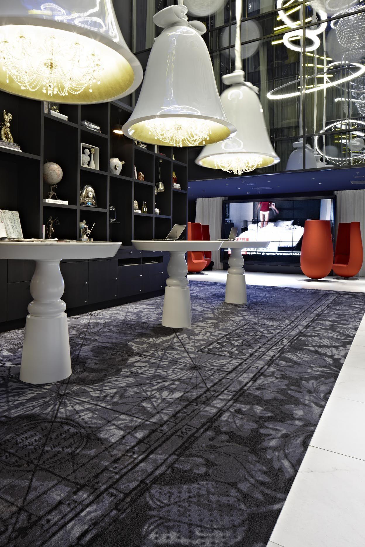 Hyatt andaz prinsengracht amsterdam spa design modern for Design hotel utah