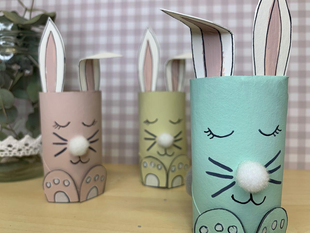 Conejos De Pascua Easter Rabbits In