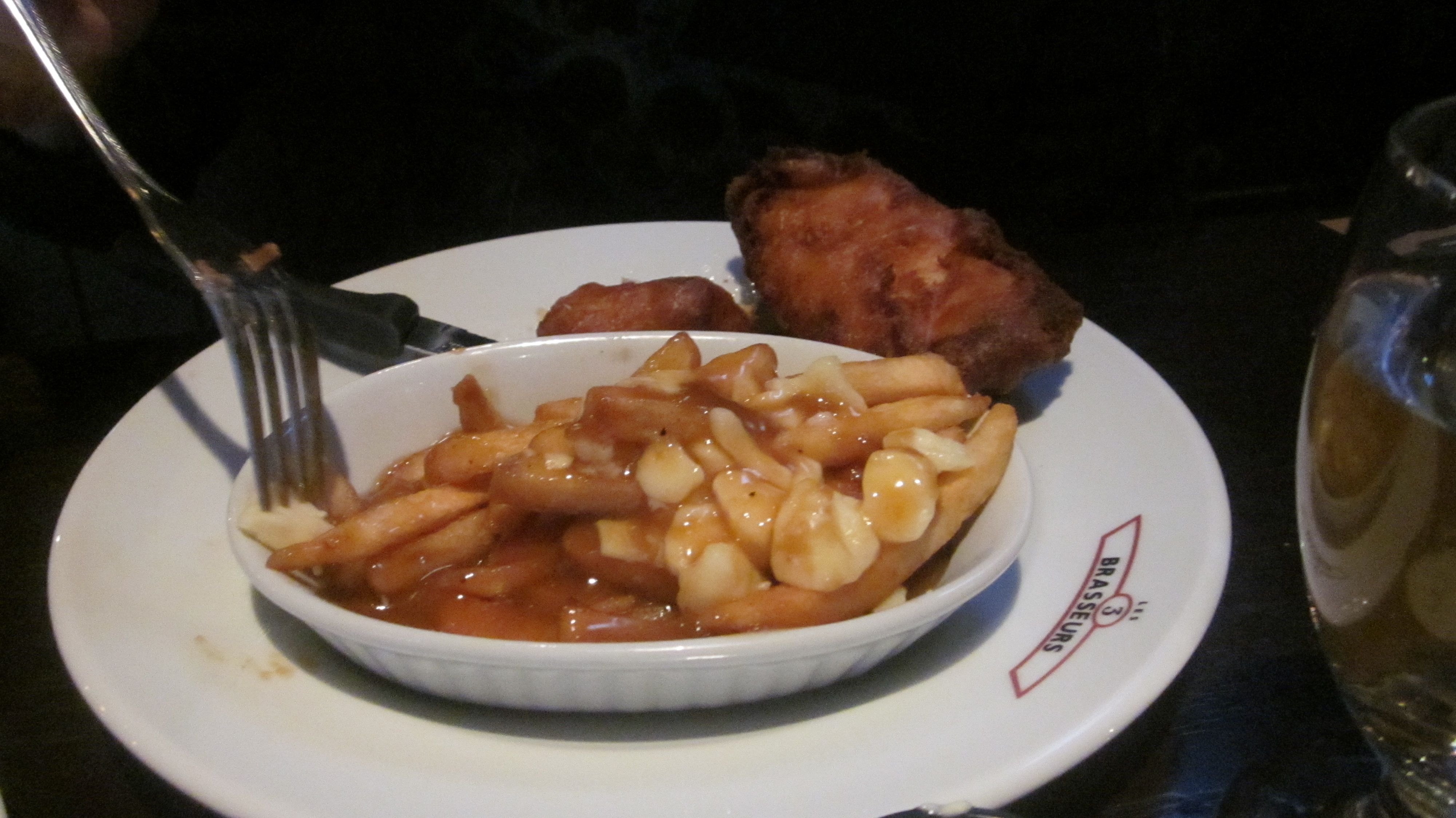 Poutine Food, Eat, Chicken wings