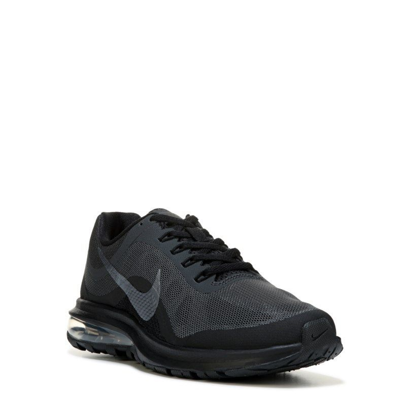 Mujeres 2 Nike Air Max Dynasty 2 Mujeres Running Zapatos Negro  Gris Https d72601