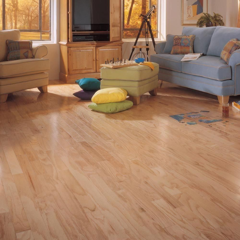 Mohawk Wilston Red Oak Natural 5/16 in. Thick x 3 in. Wide